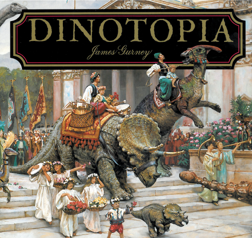 Dinotopia: A Land Apart From Time – James Gurney