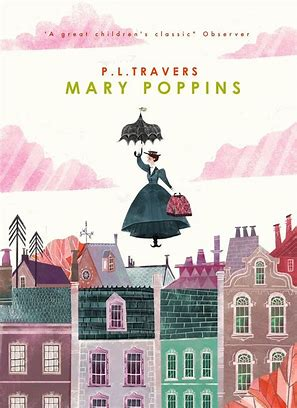 Mary Poppins – P.L. Travers