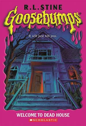 Why I Didn't Finish Goosebumps: Welcome to the Dead House – R.L. Stine