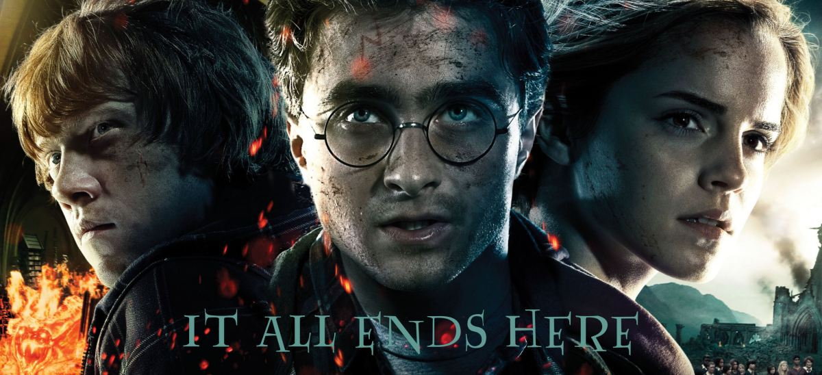 Why I'm Done with Harry Potter