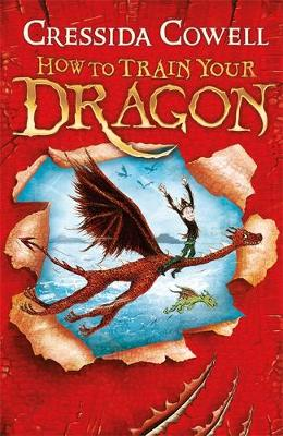 Why I Didn't Finish: How to Train Your Dragon – Cressida Cowell